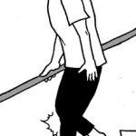 大臀筋が弱体化した日本人は膝が痛くなりやすい。