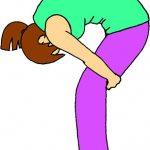 腰痛、背中の痛みを楽にする為に。