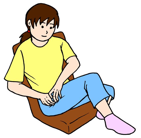 大腿筋膜張筋ケア