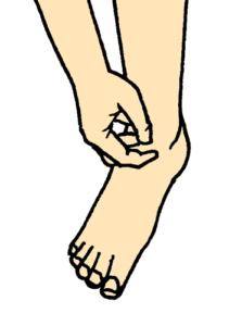 伸筋支帯ケア